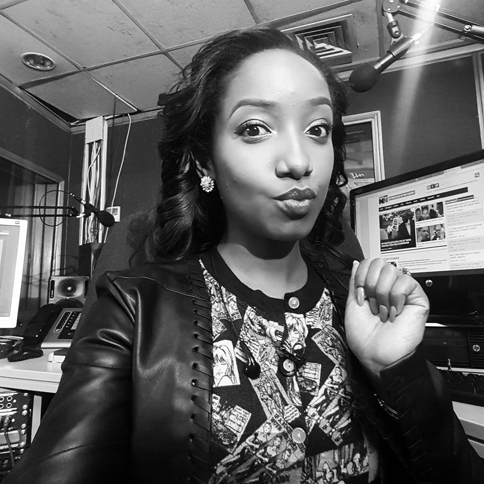 Anita Nderu: Fame has not changed me and it never will.