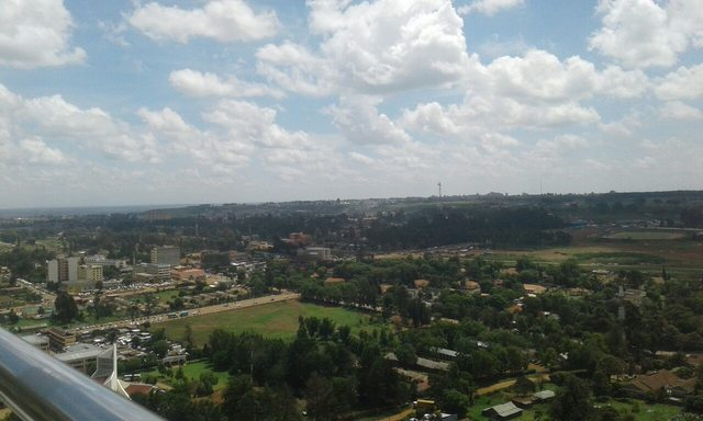 Views From MUPS Plaza Eldoret