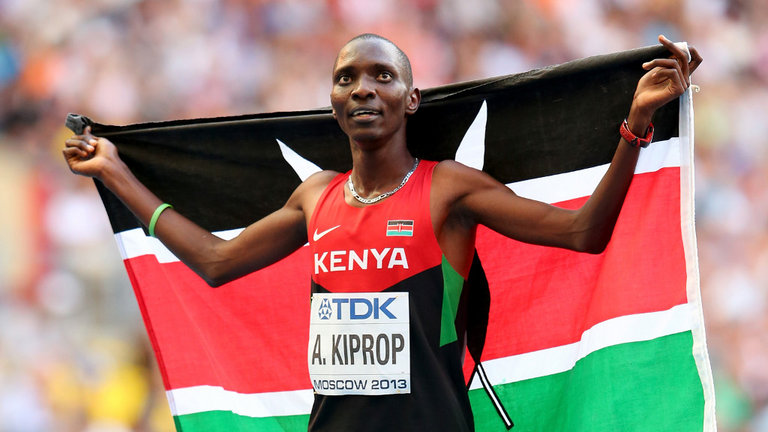 Asbel is also a name to note,and one of the Eldoret based athletes representing the Kenya at the RIO Olympics