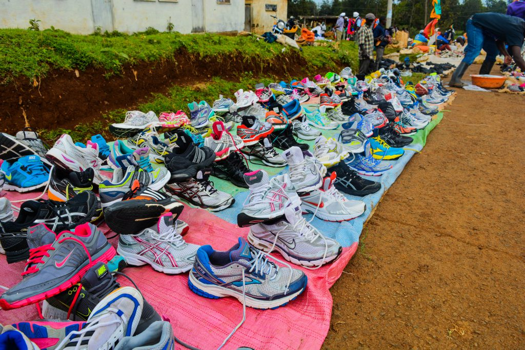 In Pictures; Eldoret's Flea (Mitumba) Market Day Culture. Photo by Baba Hakeem