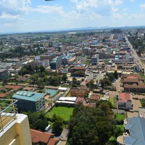 Eldoret From the 23rd Floor