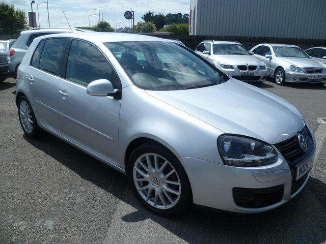 2007 VW Golf TDI