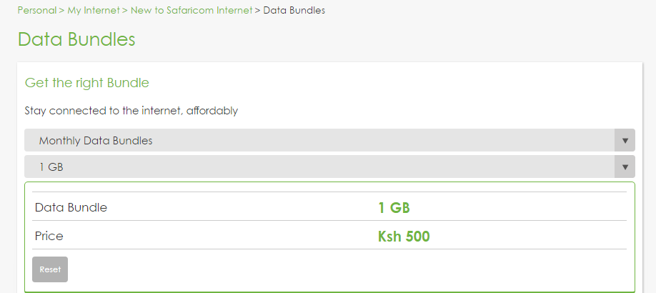 Find out how Safaricom is Fleecing you on data charges compared with Airtel