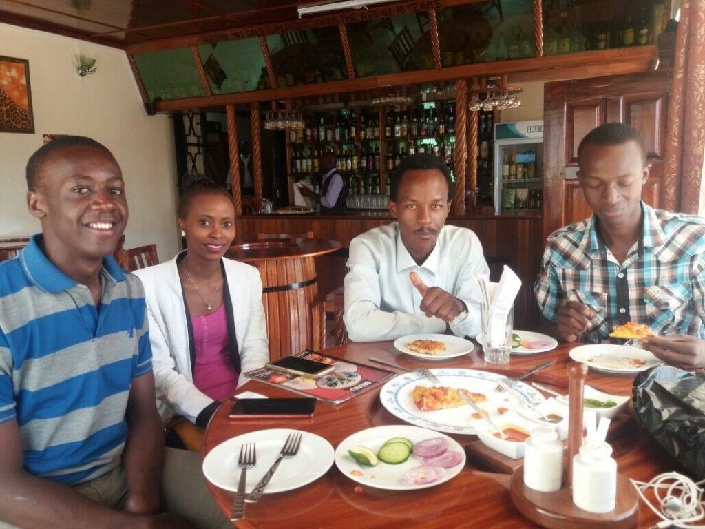 The Big Five motel is one of the top hangout joints in Eldoret