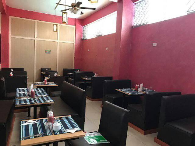 Delicious Delight Restaurant, Eldoret interior