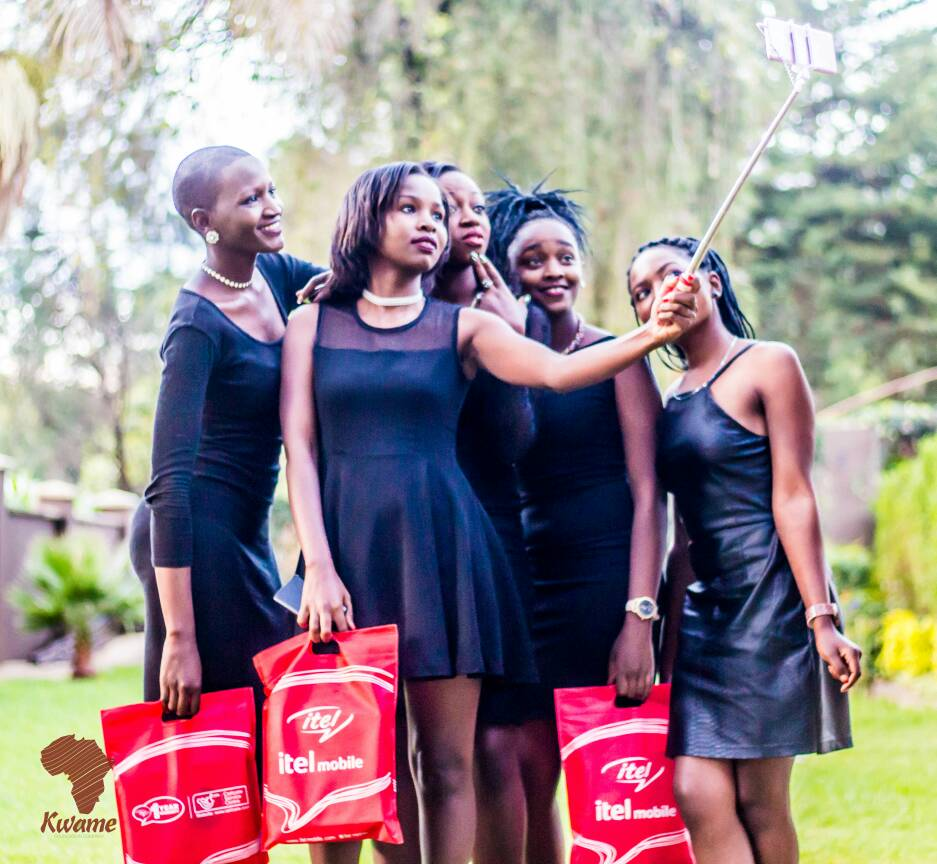 iTel Mobile is one of the main sponsors of Eldoret 7s 2017