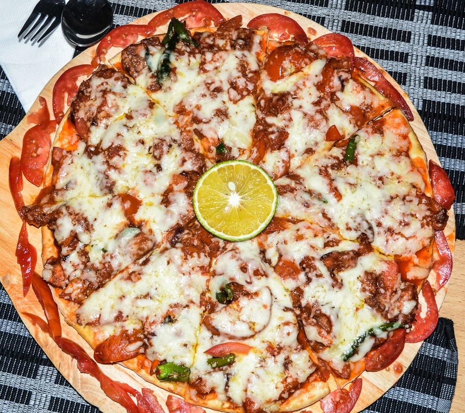 Delicious Delights-Pizza-Chicken-Peri-Peri