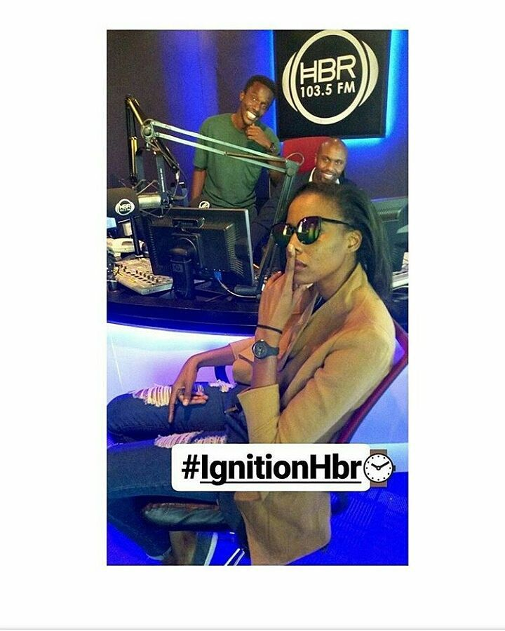 Homeboyz Radio Ignition