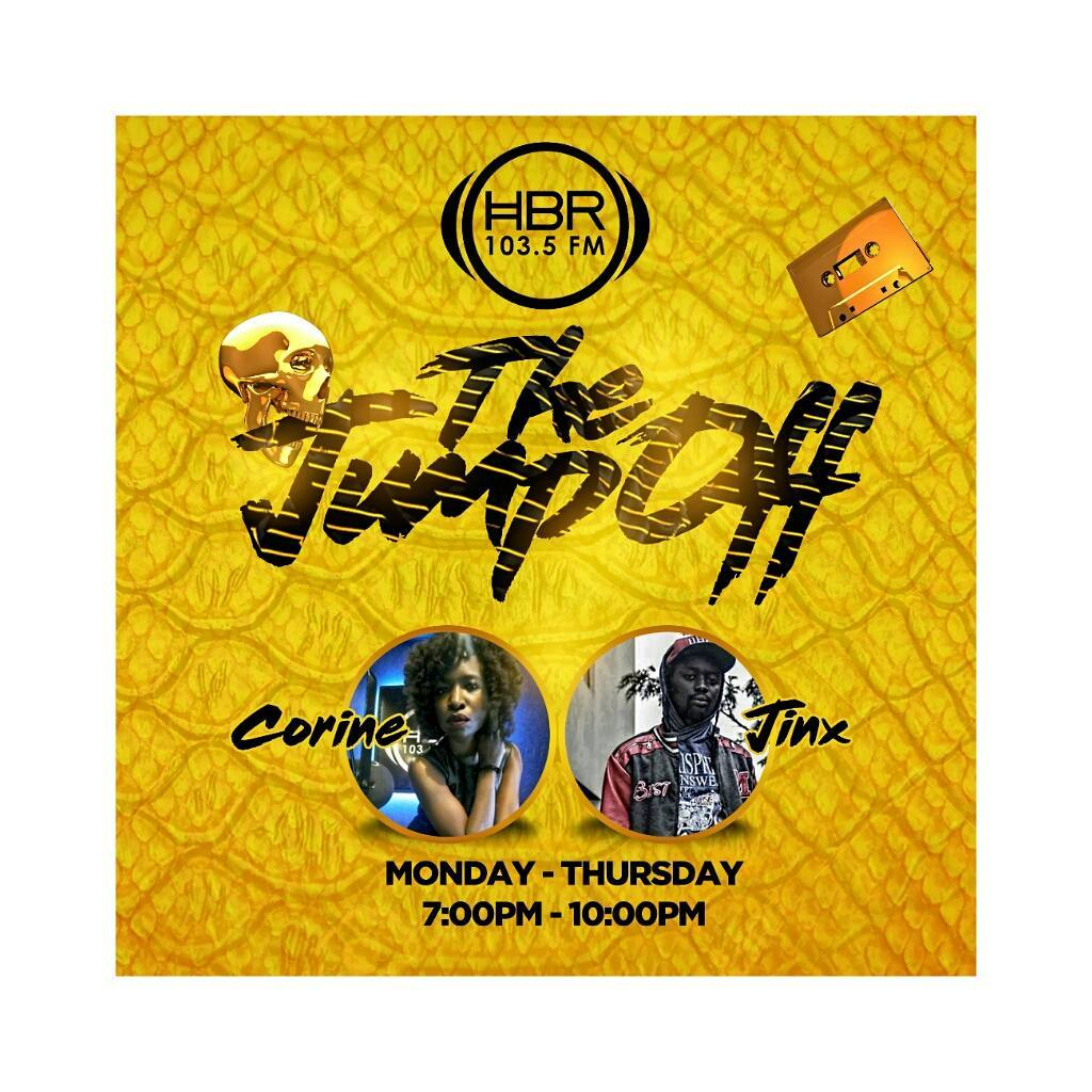 The Jump Off with Hip Hop Queen Corine on Homeboyz Radio