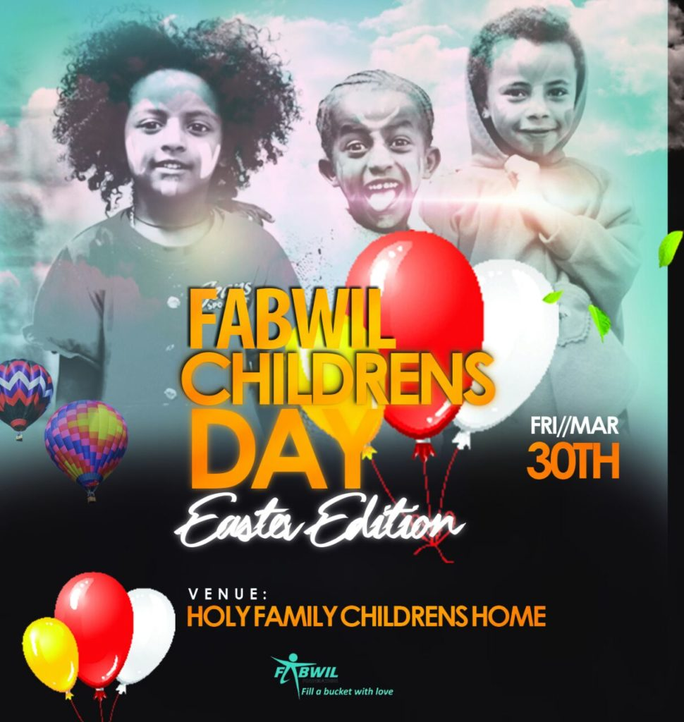 FABWIL Children's Day Easter Edition