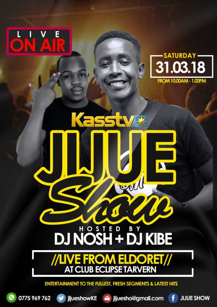 Eclipse Tavern Jijue Show Kass TV Easter Edition