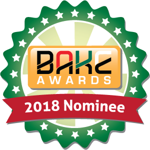 Eldoret Leo is nominated for The Best County Blog at the 2018 BAKE Awards