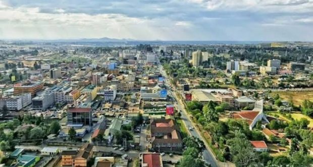 a birds view of places to live in eldoret