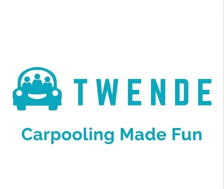 Twende Car Pooling App Logo