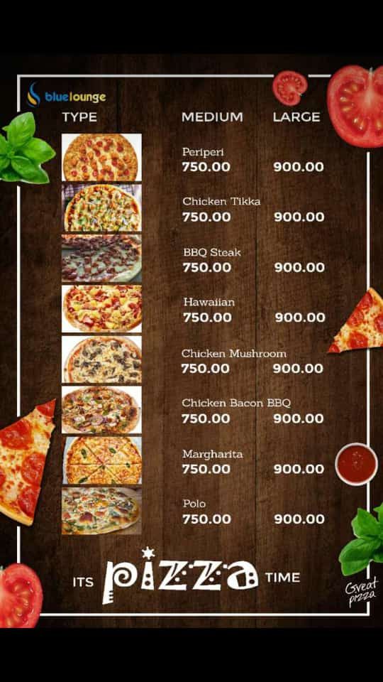 Pizza Delivery Services in Eldoret