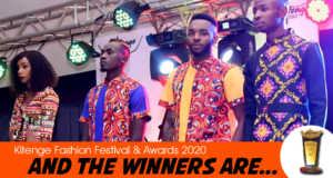 Kitenge Fashion Festival and Awards 2020