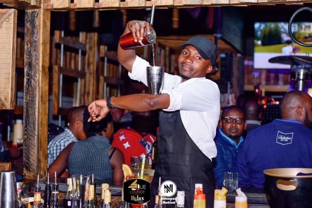 Eldoret Nightlife cocktails