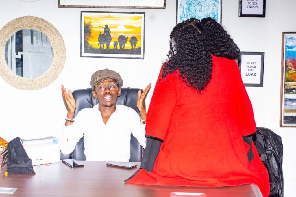 Samskiddo talks to Stephanie Maiyo about the art business in Eldoret