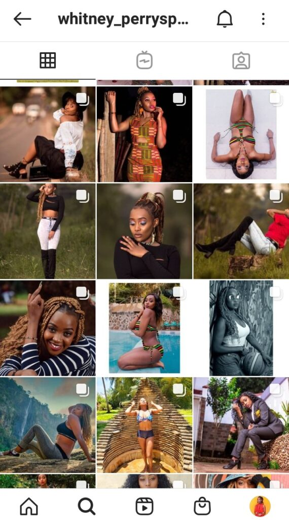 Top Stylish Eldoret Instagram accounts