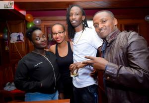 Africans Queens Night-The Well Irish Pub-Eldoret