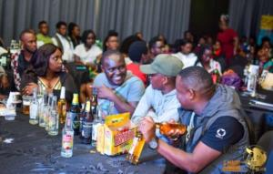 Food and Drinks at Kitenge Fashion Festival